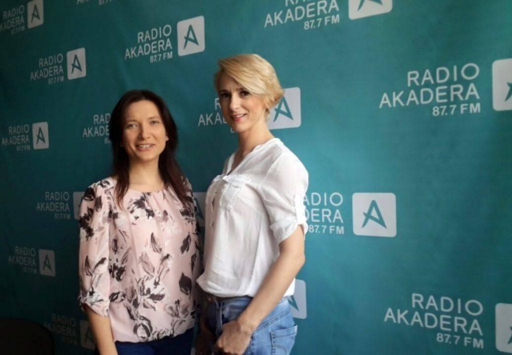 Radio Akadera - Kinga Bogdańska